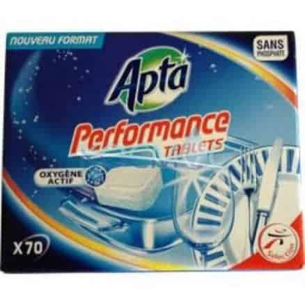Apta Таблетки за Съдомиялна – Performance 70 бр. 1050 гр.