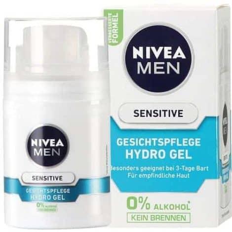 Nivea Men Sensitive Крем-Гел за Лице 50 мл.
