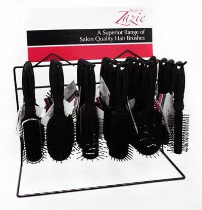 Zazie комплект малки четки за коса  24бр