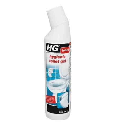 HG 321 Гел за Ежедневно Почистване на Тоалетна 650 мл