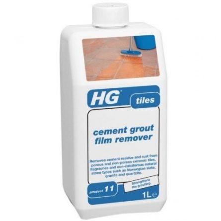 HG 101 За Отстраняване на Цимент и Вар от Плочки 1 л.