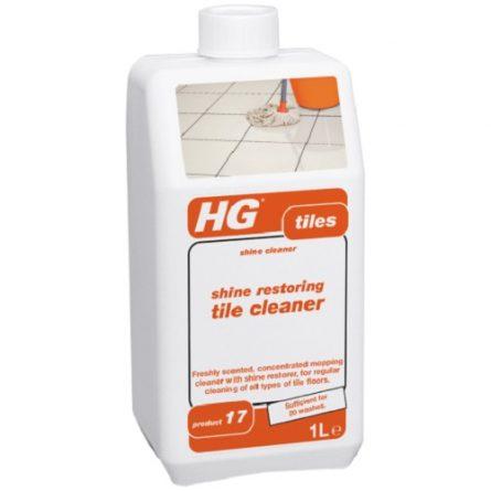HG 115 за Ежедневно Почистване на Плочки с Блясък 1 л