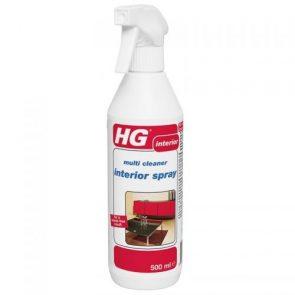 HG 148 Мулти Спрей за Почистване на Интериор 500 ml