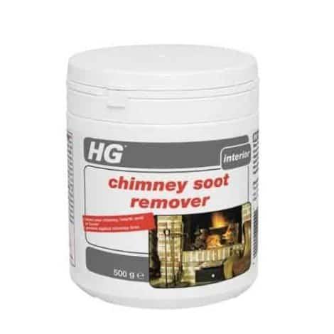 HG 432 Препарат за Почистване на Сажди от Комини 500 г
