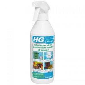 HG 441 препарат за отстраняване на източник на неприятни миризми 500 ml