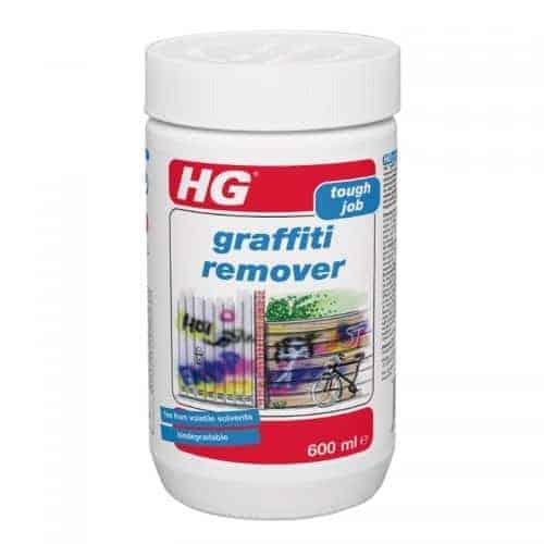 HG 127 Отстраняване на Графити 600 мл