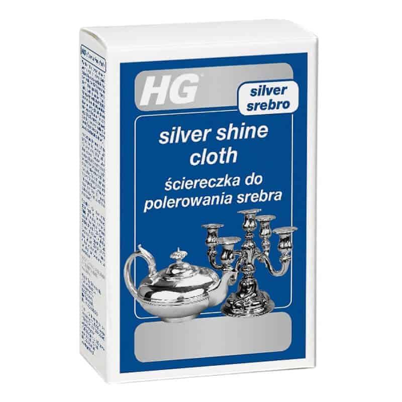 HG 495 Кърпа за Блясък на Сребро
