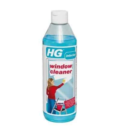 Концентриран Препарат за Почистване на Стъкла HG 297