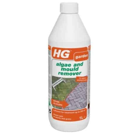 Премахване на Позеленяване и Плесен от Плочки HG 181