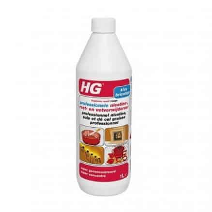 HG 141 за Отстраняване на Никотин, Сажди и Грес 1 л
