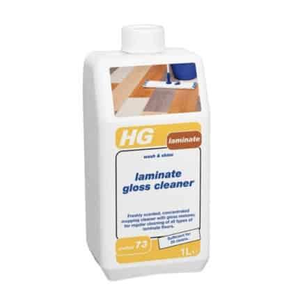 Препарат за Ежедневно Почистване на Ламинат с Блясък HG 464
