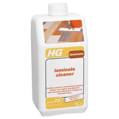 HG 349 за Ежедневно Почистване на Ламинат Без Блясък 1 л