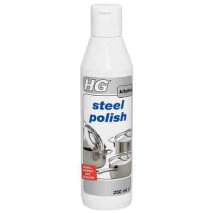 Препарат за Почистване и Полиране на Стомана и Алуминий HG 168