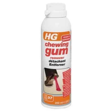 Препарат за Почистване на Дъвка HG 158