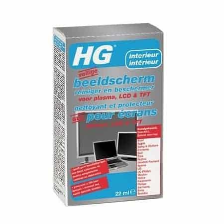 Препарат за Почистване на Екрани и Монитори HG 333