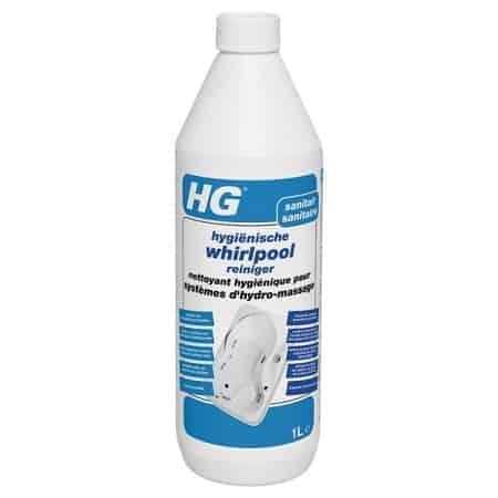 Препарат за Почистване на Хидромасажни Вани и Джакузи HG 448