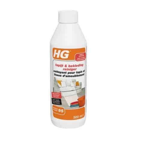 HG 151 за Почистване на Килими и Тапицерии 500 мл