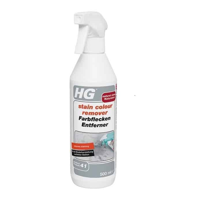 HG 227 за Отстраняване на Оцвeтяване от Естествен Камък 500 мл