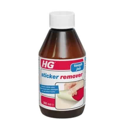 Препарат за Почистване на Стикери HG 160