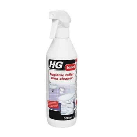 Спрей за Ежедневно Почистване на Тоалетна HG 320