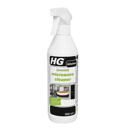 Спрей за Почистване на Микровълнови Фурни HG 526