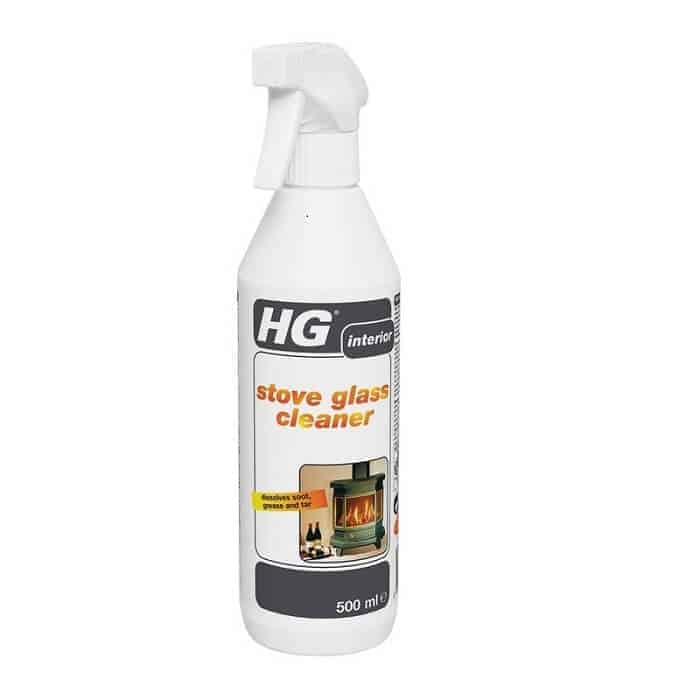 HG 431 Препарат за почистване на Стъкло на Печки Спрей 500 мл.