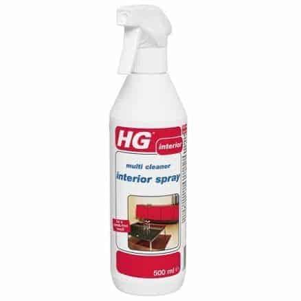 Универсален Спрей за Почистване на Интериор HG 148