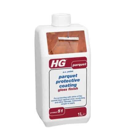 Защитно Гланциращо Покритие за Паркет HG 200
