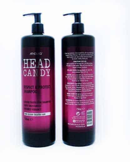 Anovia Head Candy Respect & Protect Шампоан за Боядисани Коси 750 мл.