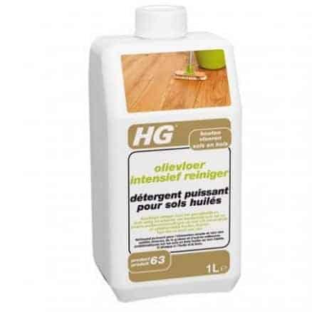 Дълбоко Почистване на Дървени Подове HG 453