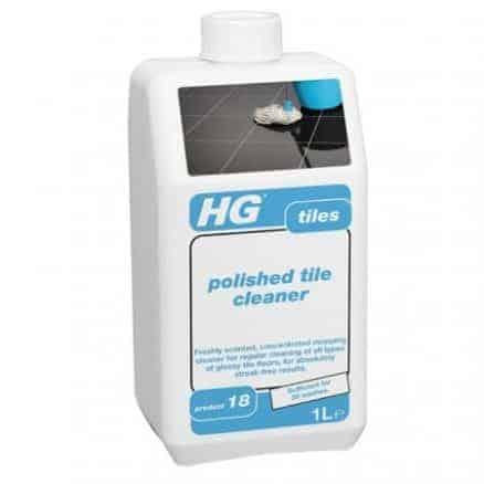 Ежедневно Почистване на Гланцови Плочки HG 332