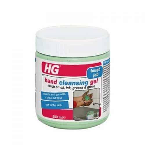 HG 104 Гел за Почистване на Ръце 500 мл.