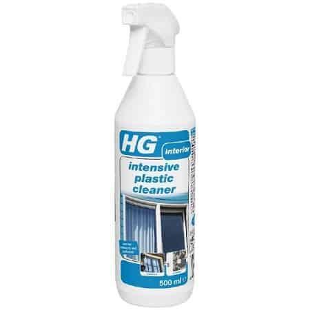 Почистване на Пластмаса, Боя и Тапети HG 209