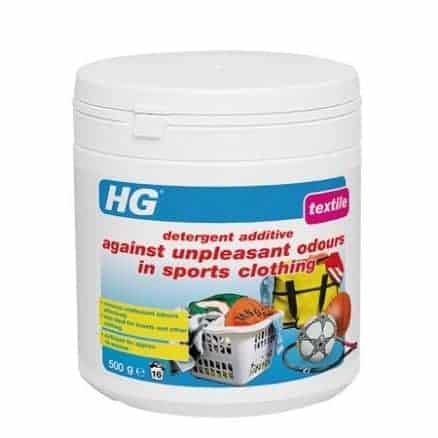 Отстраняване на Миризми от Спортни Дрехи HG 133