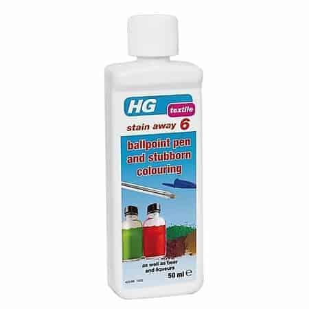 Препарат Номер 6 за Химикал и Упорити Цветни Петна HG 425