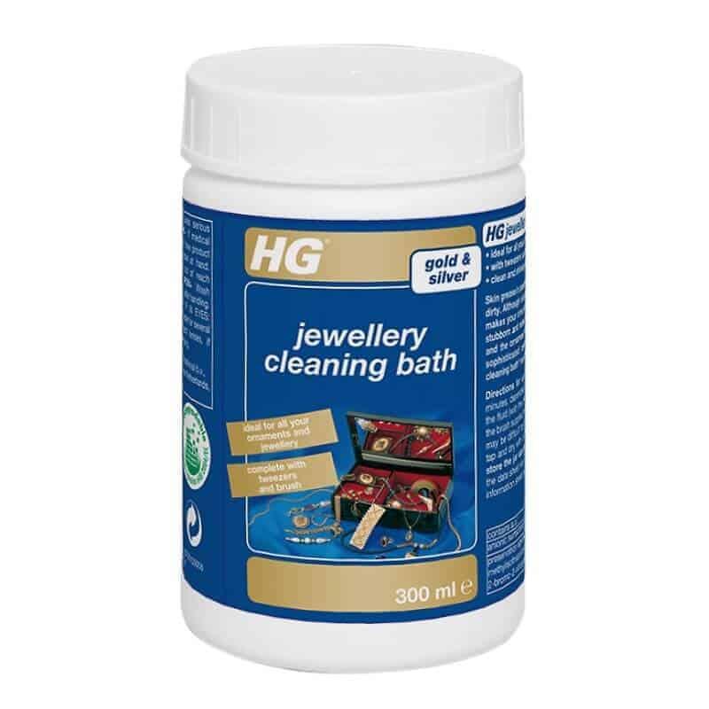 Препарат за Почистване на Бижута HG 437