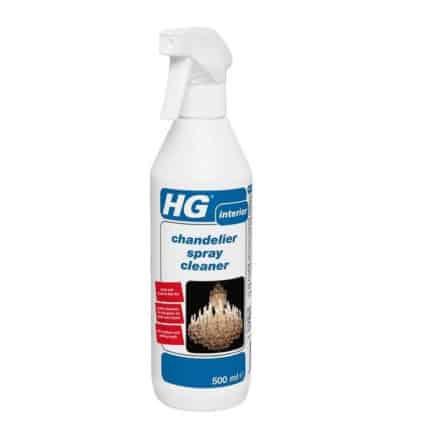 HG 167 Спрей за Почистване на Кристални Полилеи 500 мл