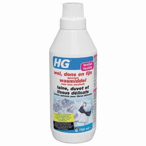 HG 247 за пране на вълна и деликатни тъкани 750 мл.