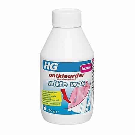 HG 275 Възобновяване на Цвета на Бели Дрехи