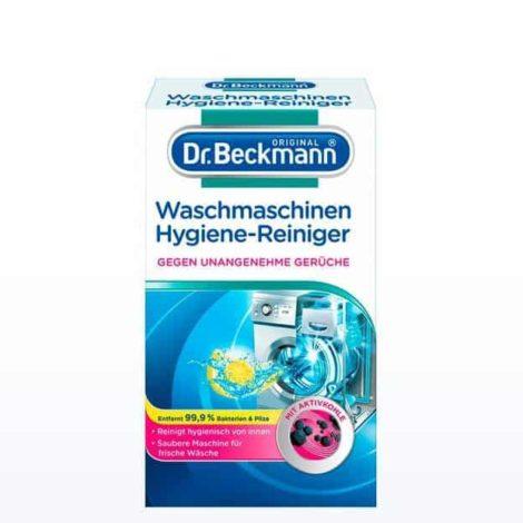 Хигиенизиращ Препарат за Почистване на Перални Машини Dr. Beckmann  250 г.