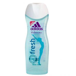 Adidas Душ Гел Дамски Хидратиращ – Fresh Cool Mint 250ml