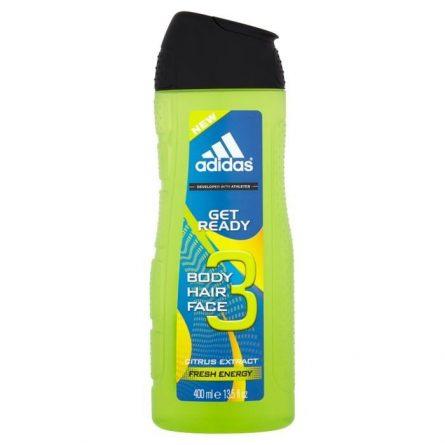 Adidas Душ Гел – Get Ready 400 мл.