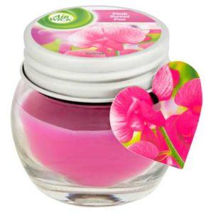 Air Wick Pink Sweet Pea Ароматизираща Свещ 30 г.