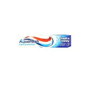 Aquafresh Triple Ptotection Fresh & Minty Паста за Зъби 50 мл.