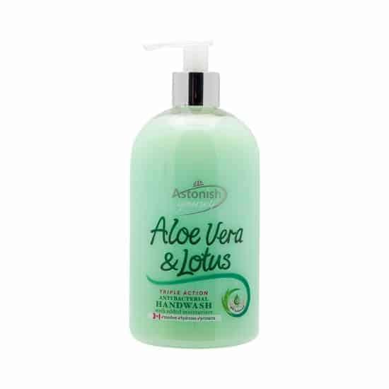 Astonish Течен Сапун Aloe Vera & Lotus 500 ml