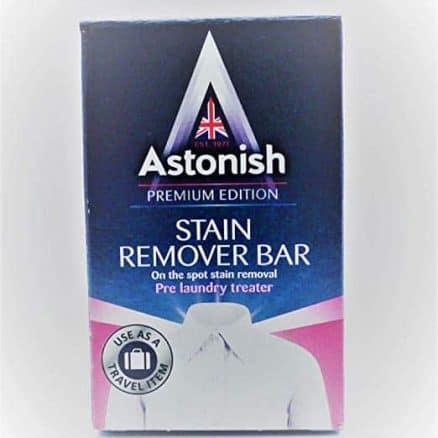 Astonish Stain Remover Сапун за Премахване на Петна от Дрехи 75 г.