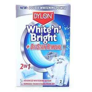 Dylon White N Bright Сашета за Избелване на Дрехи 60 г.