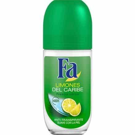 Fa Рол Он Дезодорант Карибски Лимон 50 мл.