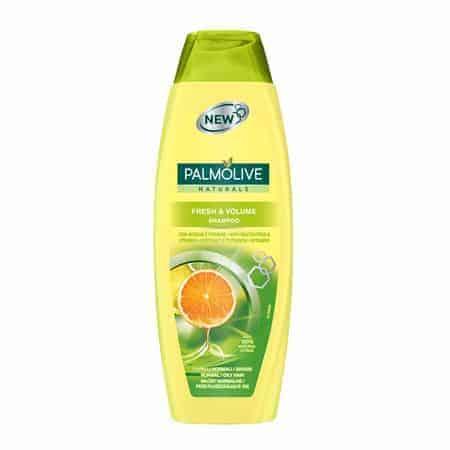 Palmolive Шампоан с Ескттракт от Цитруси Fresh & Volume 350 ml.