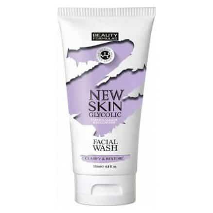 Beauty Formulas New Skin Омекотяващ и Възстановяващ Крем за Лице 150 мл.